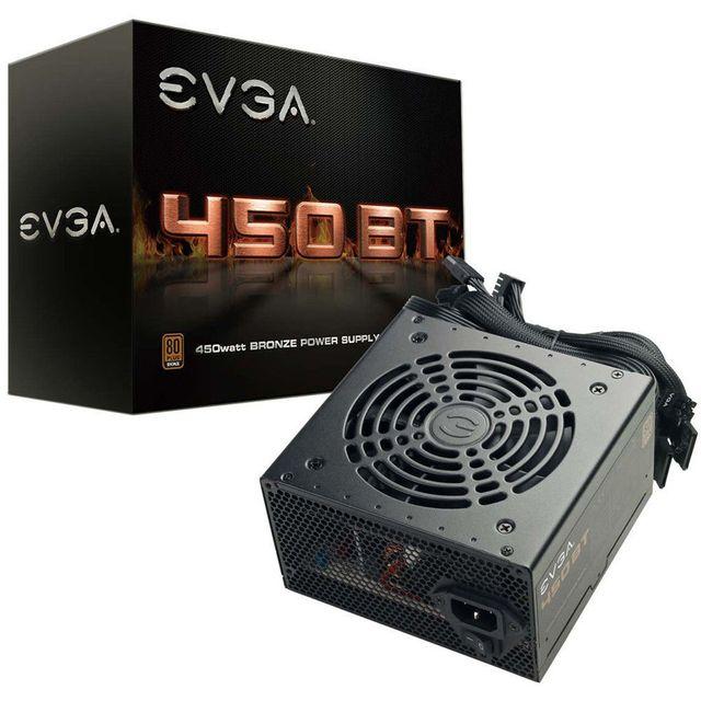 EVGA - Alimentation 450 BT, 450W