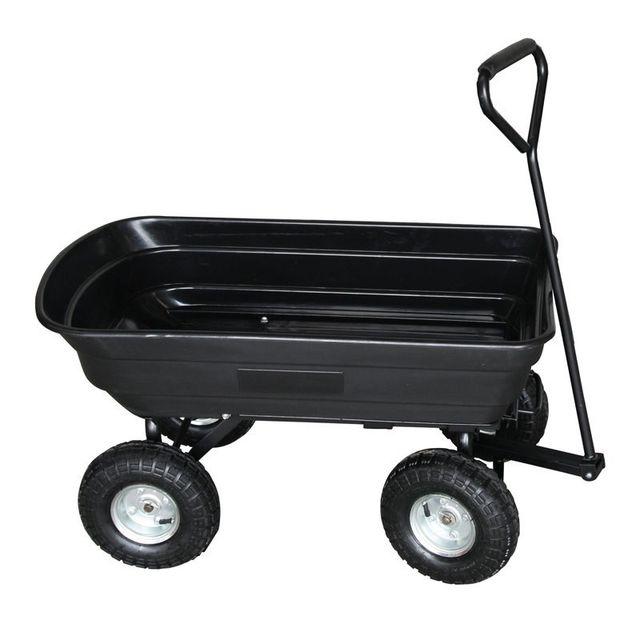 chariot de jardin 4 roues avec les meilleures collections. Black Bedroom Furniture Sets. Home Design Ideas