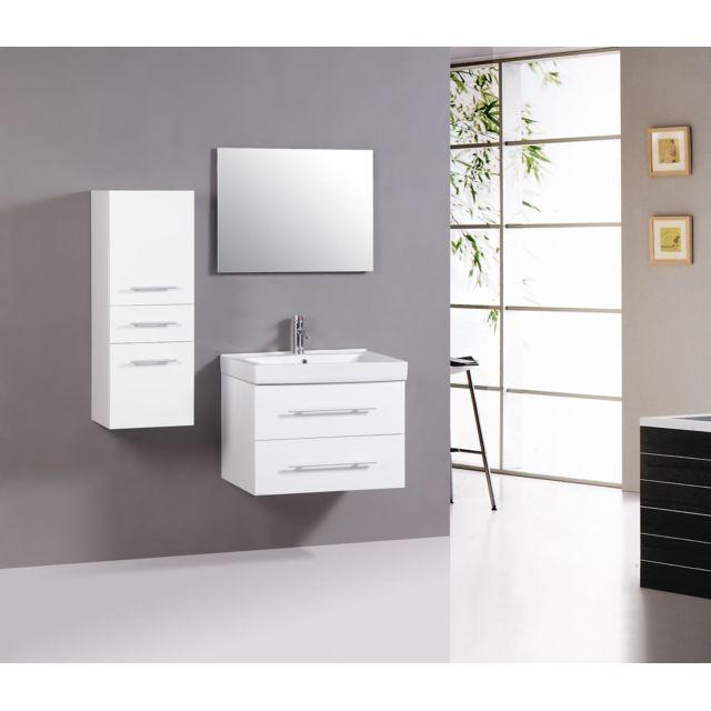 concept usine ensemble meuble salle de bain alpos 1 vasque 1 miroir pas cher achat. Black Bedroom Furniture Sets. Home Design Ideas