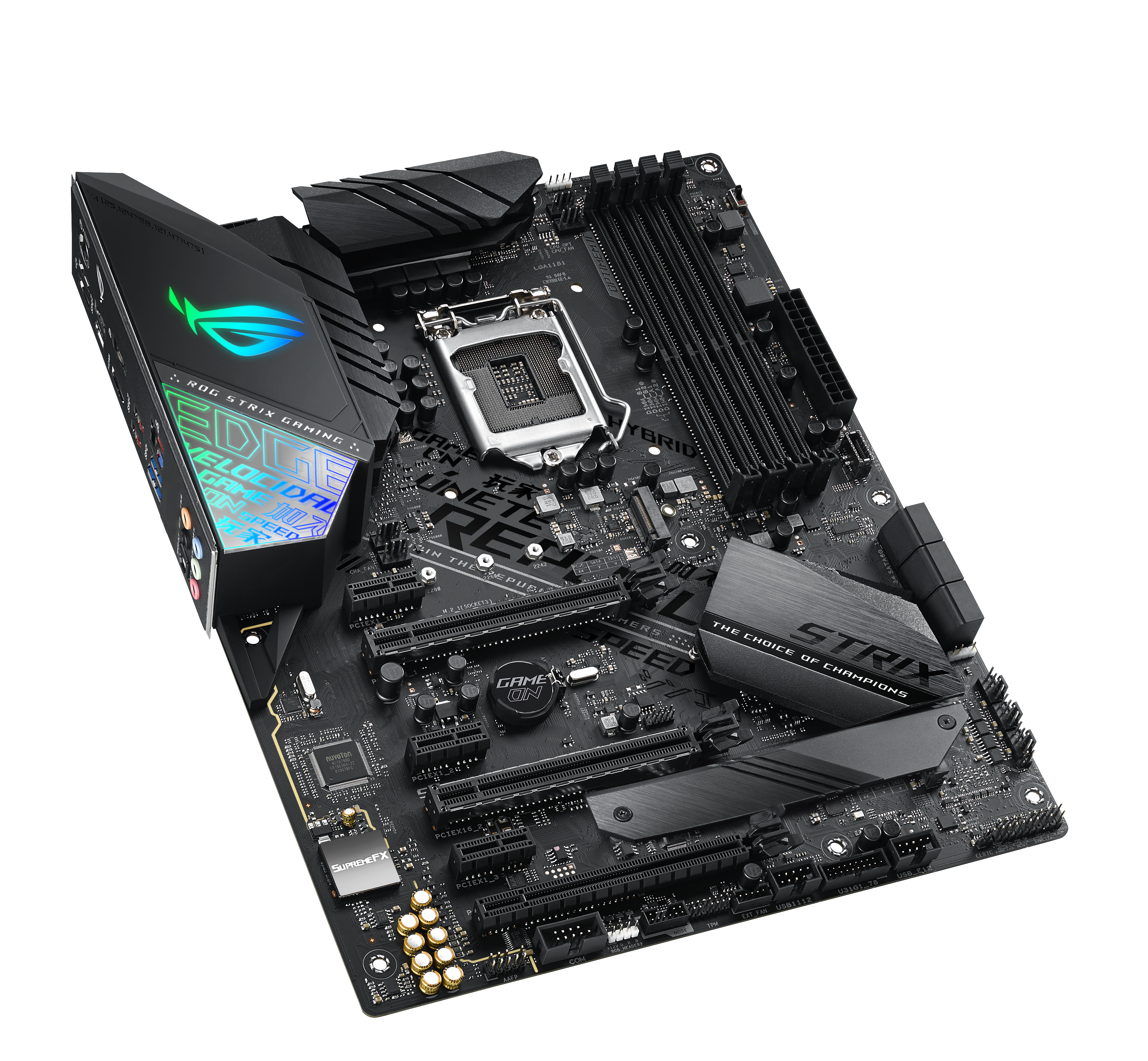 Carte mère Rog Strix Z390-F Gaming Asus
