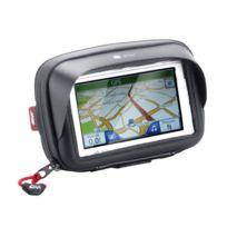 Givi - support universel S954B pour iPhone 6 6+ téléphone & Gps écran 137mm x 86mm moto scooter vélo fixation au guidon
