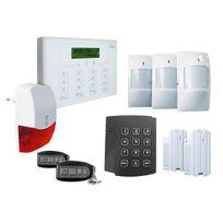 Oregon Scientific - Système d'alarme sans fil Al-r13 avec transmetteur téléphonique