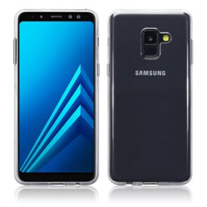 Lapinette - Coque Gel Pour Samsung Galaxy A8 2018 - Transparent