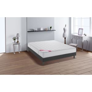 matelas ressort simmons sommier simmons cohesion ressorts lattes x with matelas ressort simmons. Black Bedroom Furniture Sets. Home Design Ideas