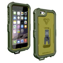 Armor-x - Coque WaterProof X-mount pour Phone 6 de 4,7 pouces coloris army