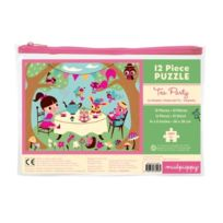 MudPuppy - Tea Party 12 Piece Puzzle