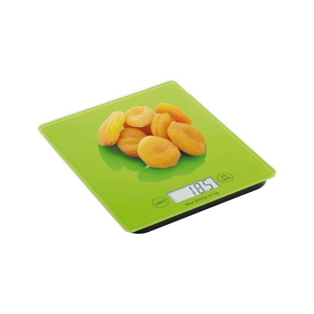 Kitchen Artist Balance culinaire électronique vert - Dom185V