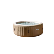 INTEX - Spa gonflable PureSpa rond Bulles 4 places