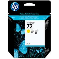 Hp - 72 Yellow Ink Cartridge