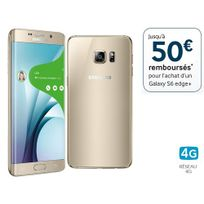 Samsung - Galaxy S6 Edge + 32Go or