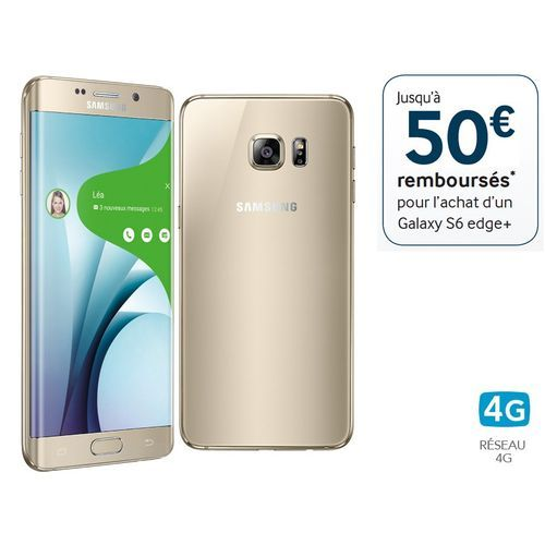 Samsung Galaxy S6 Edge + 32Go or