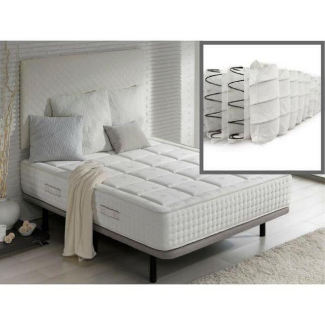 dormalit matelas sevilla 80x190 ressorts ensach s et mousse supersoft excellente. Black Bedroom Furniture Sets. Home Design Ideas