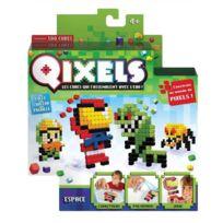 Kanai Kids - Mini kit 4 créations Qixels Théme Espace Saison 3