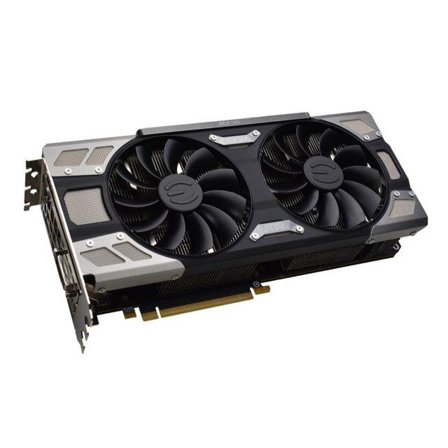 EVGA GeForce GTX 1070 Ti FTW ULTRA SILENT GAMING EVGA GeForce GTX 1070 Ti FTW Ultra Silent, 8196 MB GDDR5