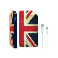 I-PAINT - Powerbank micro USB 3000 mAh - UK