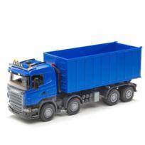 Emek - Em20804 - Scania R Retrousser 1:25, Cabine Bleu
