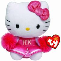 No Name - Ty - Peluche - Beanie - Hello Kitty - Hello Kitty Cheerleader