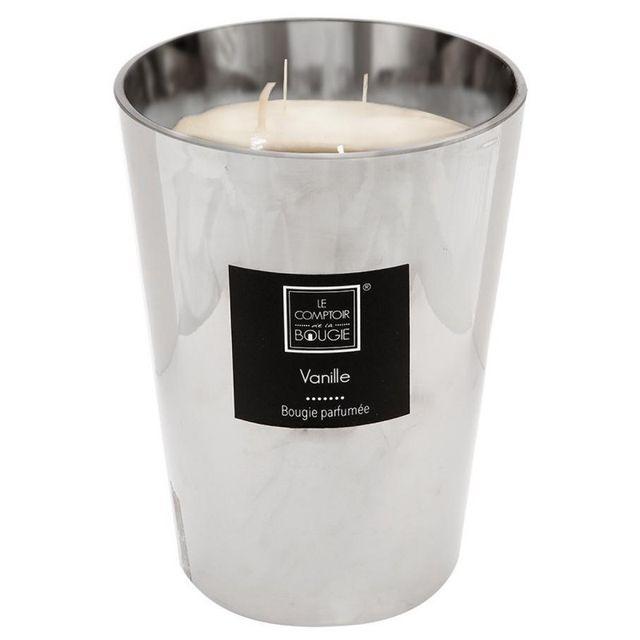 Paris Prix Bougie Parfumée 1700g Vanille