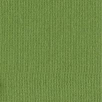 Bazzill Basics Paper - Papier texture toile Leapfrog 30,5x30,5cm