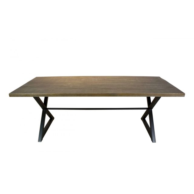 HELLIN Table rectangulaire - Montevideo