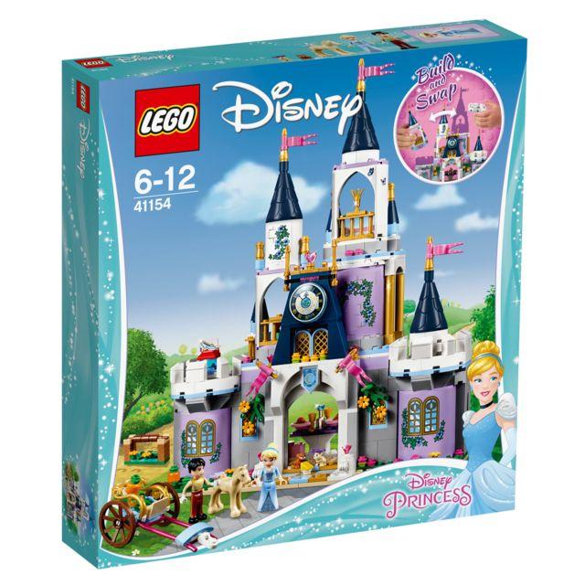 Lego Disney Princess™ - Le palais des rêves de Cendrillon - 41154