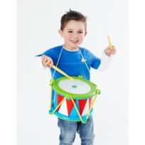 Early Learning Centre - 135746 - Instrument De Musique - Tambour