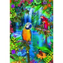 Educa Borras - Puzzle 500 pièces : Paradis tropical