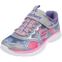 Skechers - Chaussures scratch Spirit sprintz girl Rose 39587
