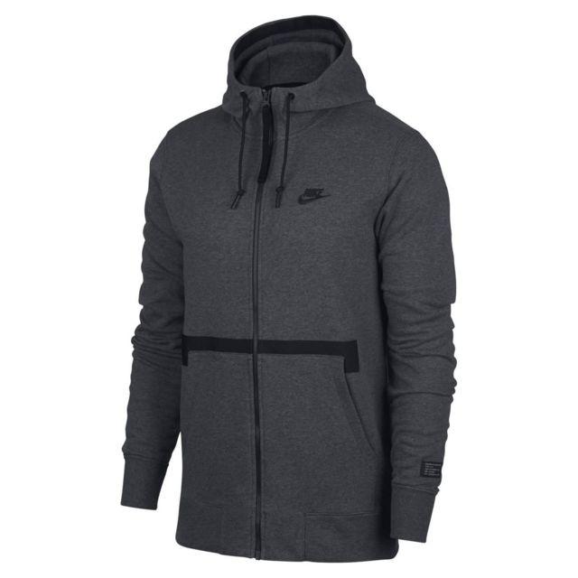 071 925438 Sweat 1 Force Nike À Pas Capuche Sportswear Air vfTxww87q6