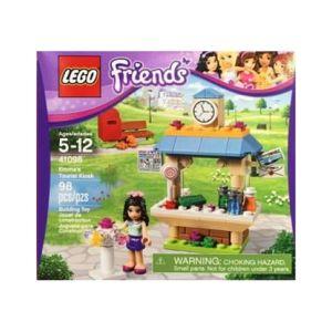 Lego - 41098 Le Kiosque d'Emma, r, Friends 0615