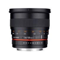 SAMYANG - 50mm F1.4 AS UMC Monture Nikon