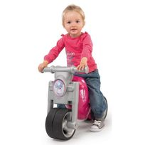 Smoby - Draisienne Moto Rose