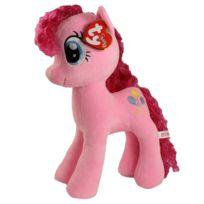 Juratoys - Peluche Rose Pinkie Pie Mon Petit Poney 17 cm