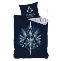 Harry Potter - Assassin's Creed Logo - Parure de Lit Enfant - Housse de Couette
