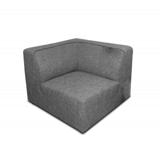Meubletmoi Angle pour canapé composable - Milan