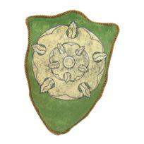 Star Images - Peluche - Le Trône de fer coussin blason maison Tyrell 56 cm