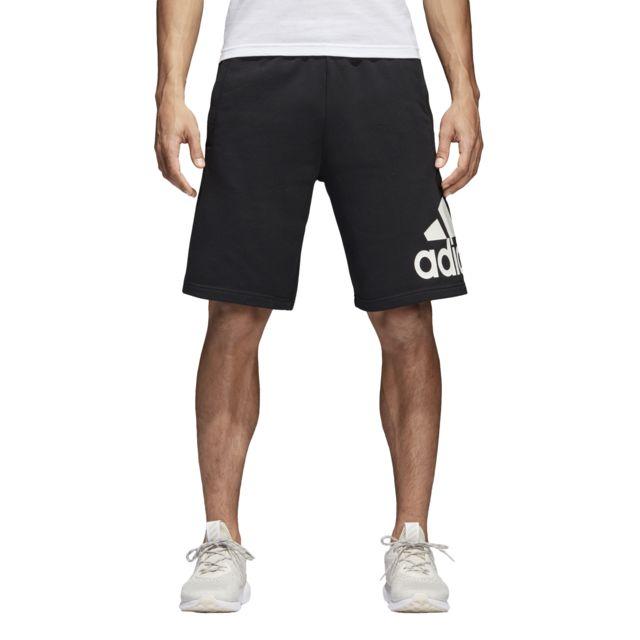 Adidas - Short Essentials Chelsea Noir - XS - pas cher Achat   Vente  Pantalons d2e045d936b