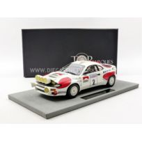 Top Marques Collectibles - 1/18 - Toyota Celica Gt4 - Winner Rac Rally 1992 - Night - Top34BN