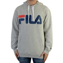 Fila - Sweat A Capuche Classic Light Grey