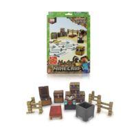 Minecraft - Set 30 modèles Papercraft Utility Pack
