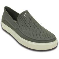 Crocs - CitiLane Roka Slip-on - Sandales - gris