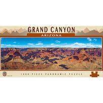 MASTER PIECES - Puzzle 1000 pièces panoramique : Grand Canyon, Arizona