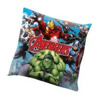 Kids Euroswan - Avengers - Coussin 40 x 40 cm Hulk