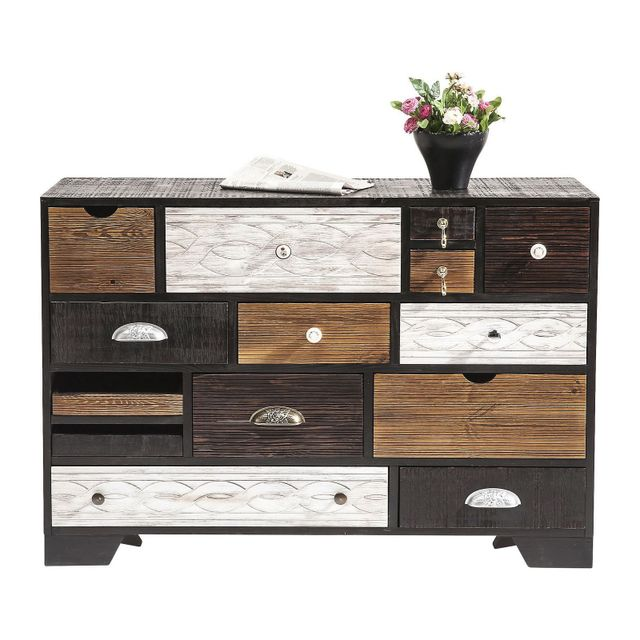 Karedesign Commode Quinta 14 tiroirs Kare Design