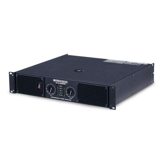 Pronomic Vla-2400 amplificateur Venue Line