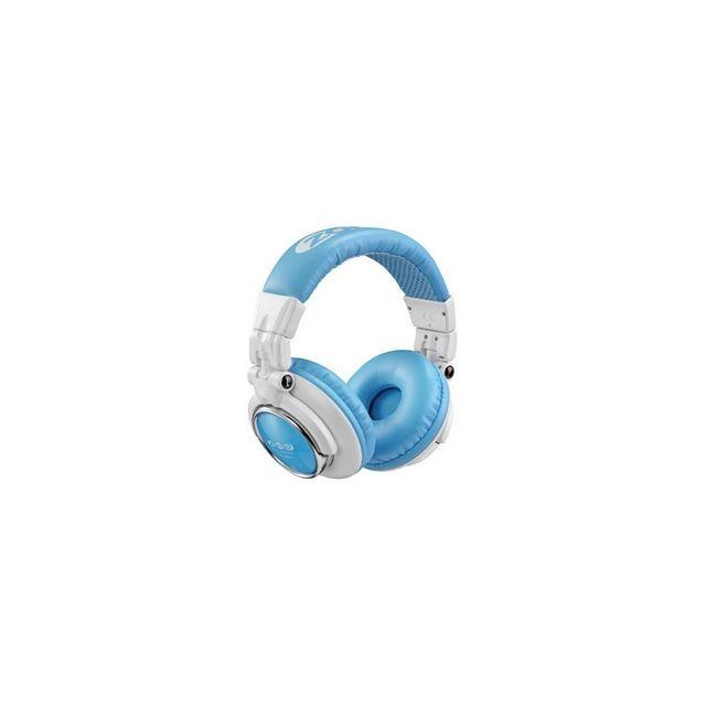 Zomo Hd1200 Blanc/bleu - Casque audio
