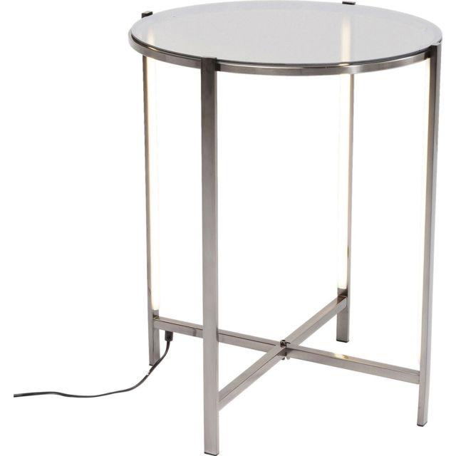 Karedesign Table d'appoint Haight Ashbury Led 44cm Kare Design