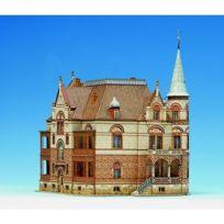 Schreiber-bogen - Maquette en carton : Villa Braun à Metzingen, Allemagne