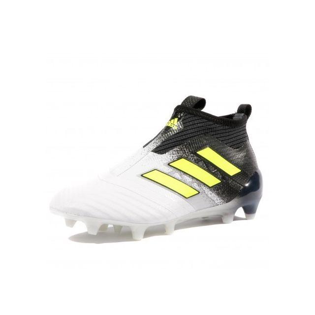 the latest e1e9d 54419 Adidas originals - Ace 17+ Purecontrol Fg Garçon Chaussures Football Noir  Blanc Adidas
