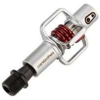 Crankbrothers - Eggbeater 1 - Pédales - rouge/argent